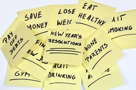 New Years Resolutions for Homeowners